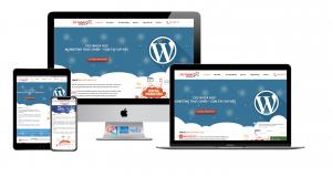 Thiết kế website Trung tâm Đào Tạo Digital Marketing chuẩn seo