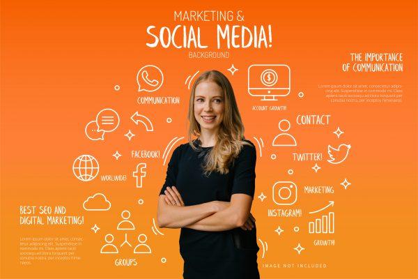 quy luật marketing trên mạng xã hội halo media