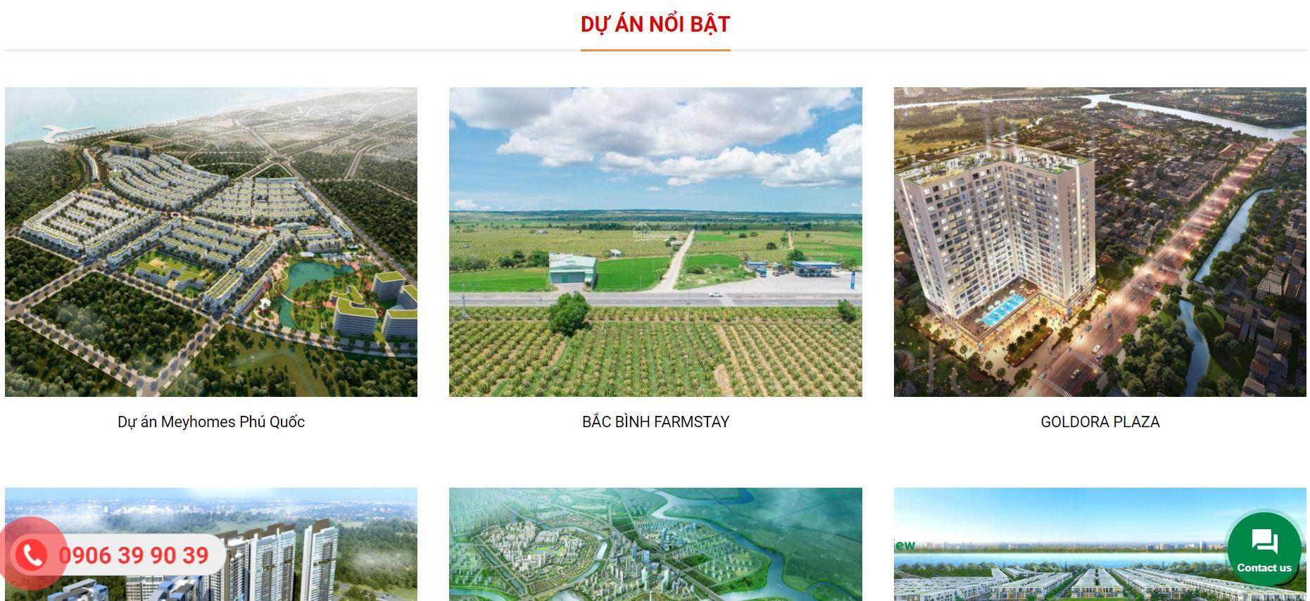dự án bất động sản nổi bật halo media