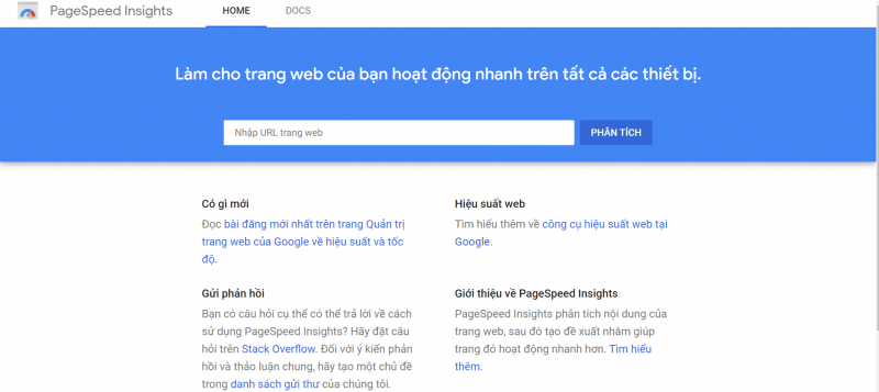 pagespeed cải thiện load landing page halo media
