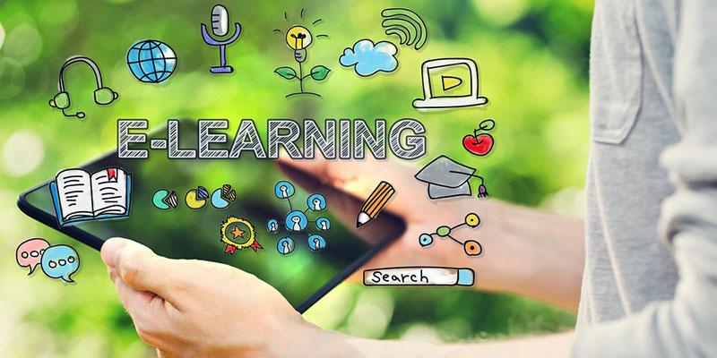 E- Learning Halo Media