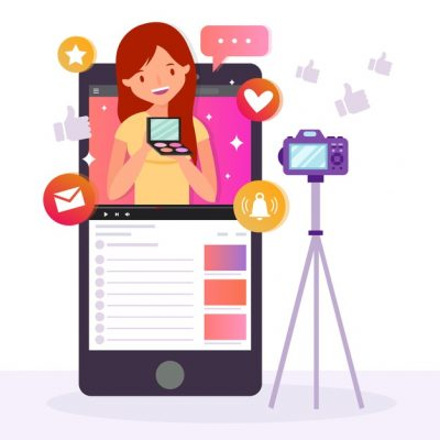 Người ảnh hưởng trên mạng xã hội halo media