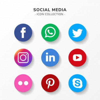 các trang mạng xã hội phổ biến halo media