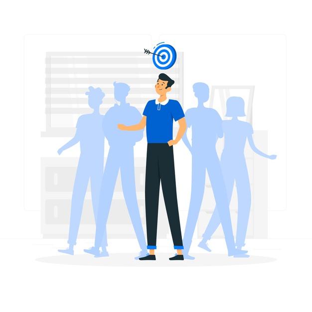 xác định khách hàng mục tiêu tăng traffic cho website halo media