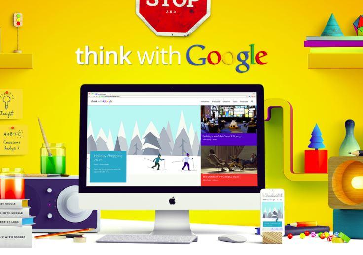 Think With Google Halo Media