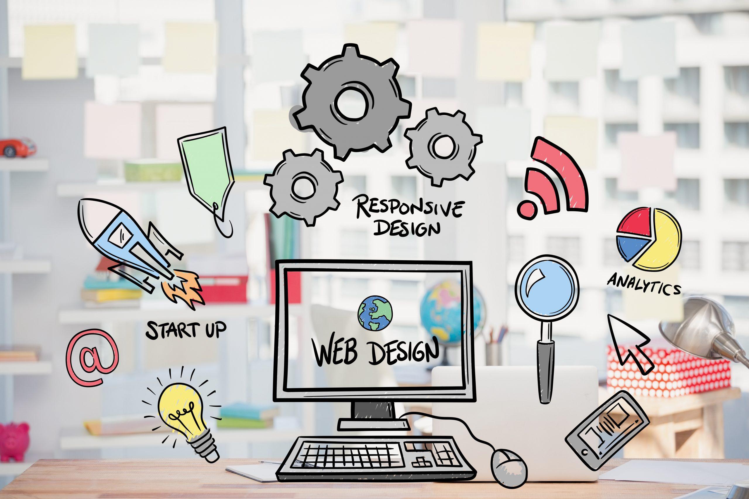 thiết kế web halo media