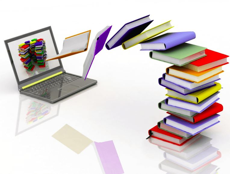 kinh doanh sách, tài liệu, ebook halo media