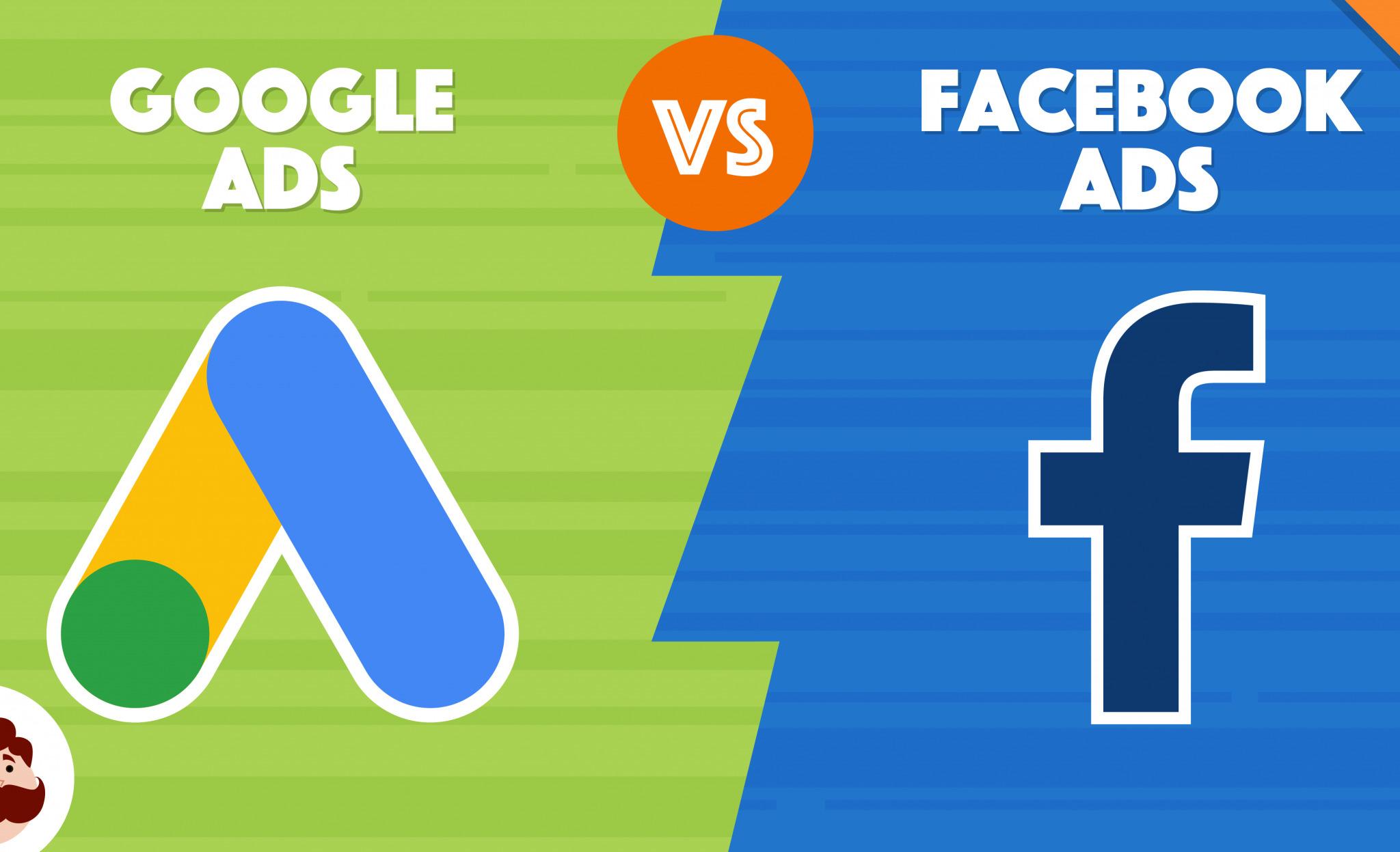 Sự chuyển mình của Google và Facebook