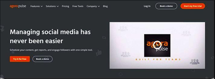 thiết kế giao diện kết hợp video halo media