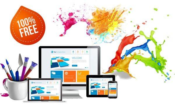 top 7 trang tạo website miễn phí halo media
