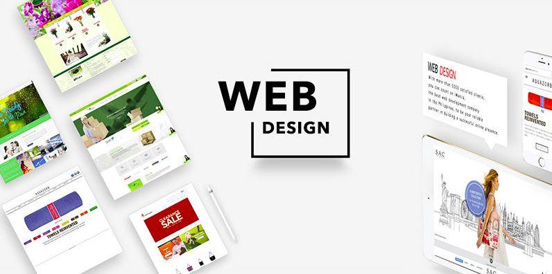 lập website cho công ty halo media