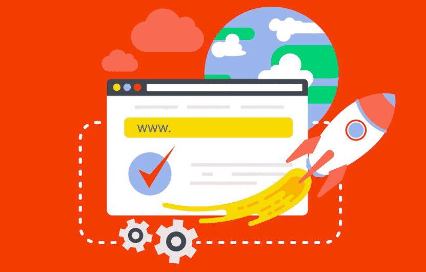seo hosting giúp tăng tốc độ tải trang halo media